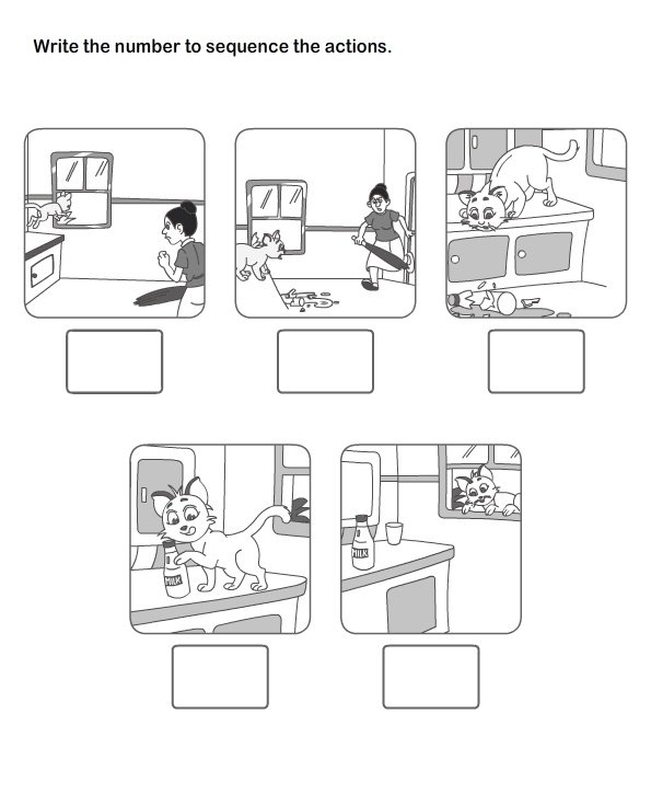 Best 25+ Story Sequencing Worksheets Ideas On Free Worksheets Samples