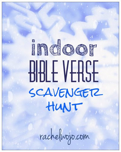 Bible Scavenger Hunt