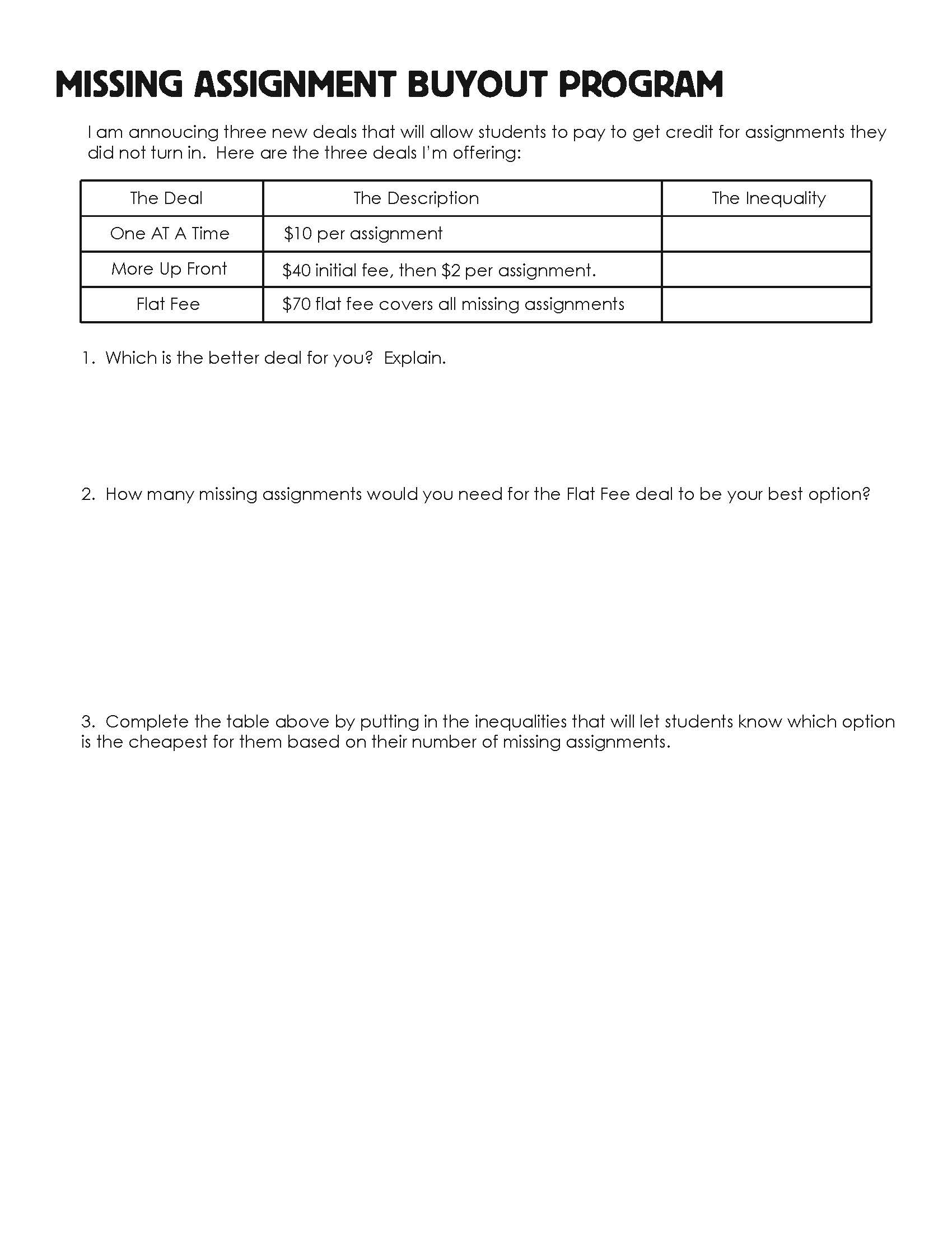 Bunch Ideas Of Detention Activities Worksheets For Form