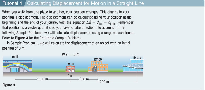 Distance And Displacement Worksheet With Answers Worksheets For