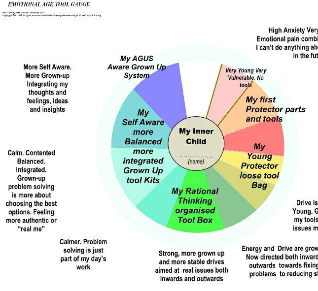 Explaining Neg Core Beliefs