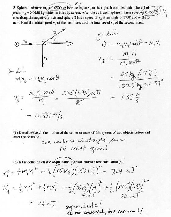 Final Exam Info