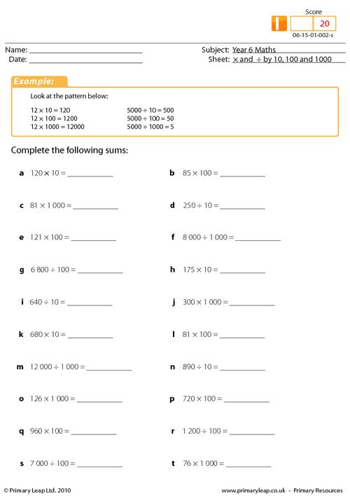 Free 72 Printable Primary Resource Worksheets For Kids