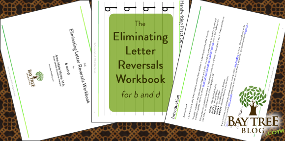 Free Download  Letter Reversal Worksheets And Activities