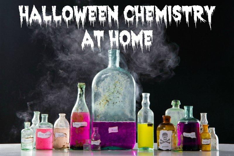 Halloween Chemistry Ideas
