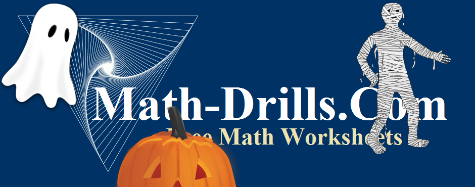 Halloween Math Activity Pages For 7th Grade – Festival Collections