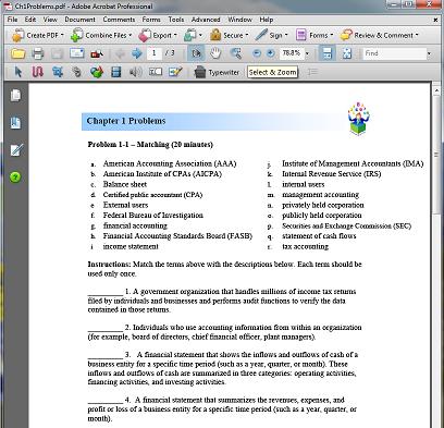 Homeschool Financial Accounting Class