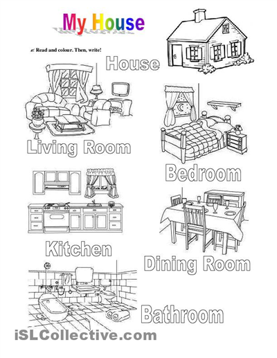 House Worksheets