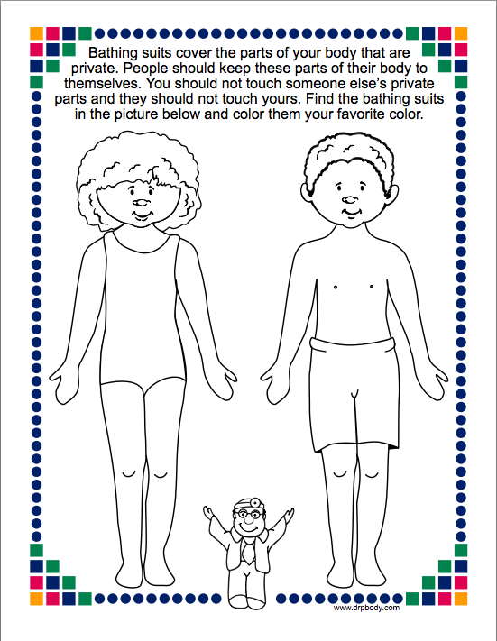 Body Image Therapy Worksheets