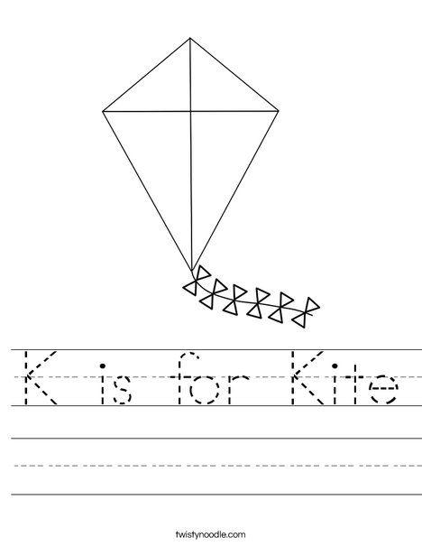 Kite Clipart Spring Activity
