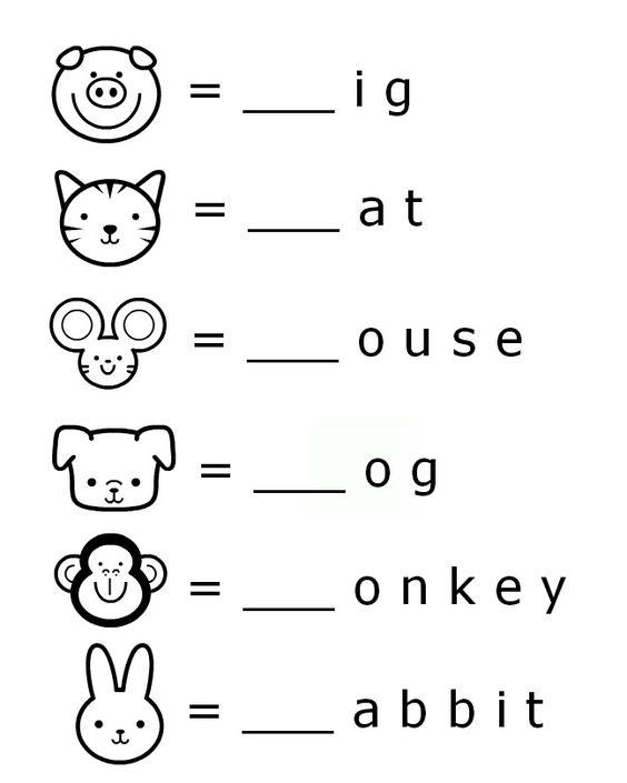 Letter Sounds Worksheets For Preschool Worksheets For All