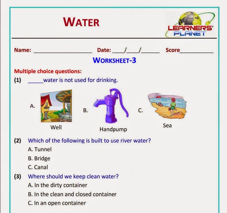 Maths Worksheets For Grade 1 Cbse