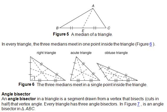 Medians Of A Triangle Worksheet Free Worksheets Library
