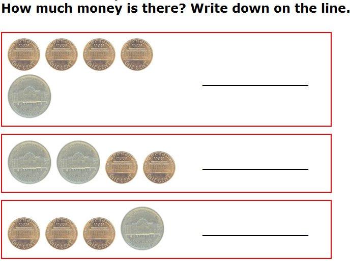 Money Worksheets Free Kindergarten Worksheets Free Kindergarten
