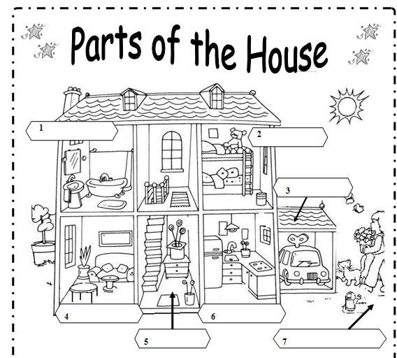 Of The House