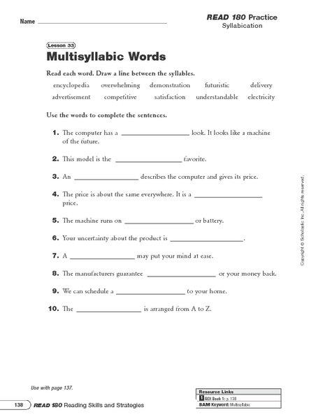 Super teacher worksheets 4th grade spelling