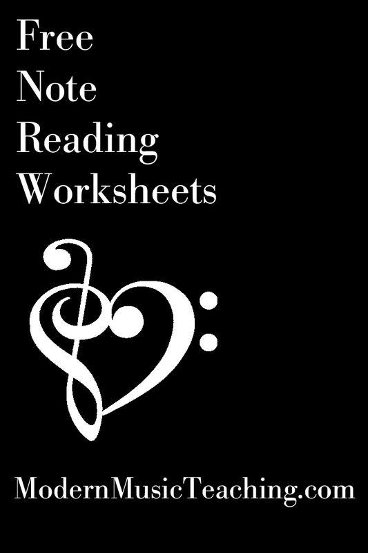 Piano Worksheets Free