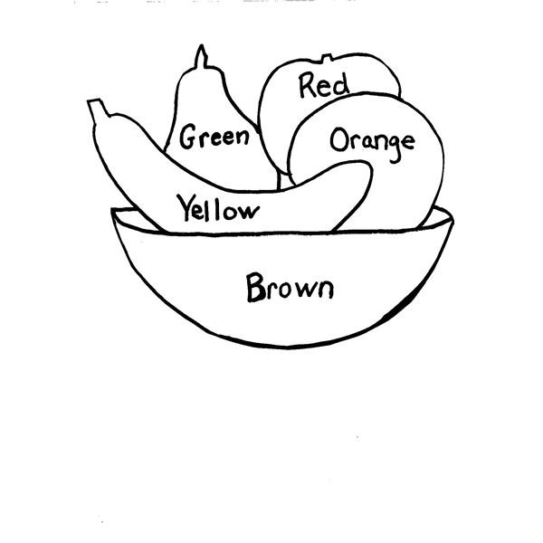 Preschool Fruit Crafts For Fruit, Food, Or Nutrition Themes In The
