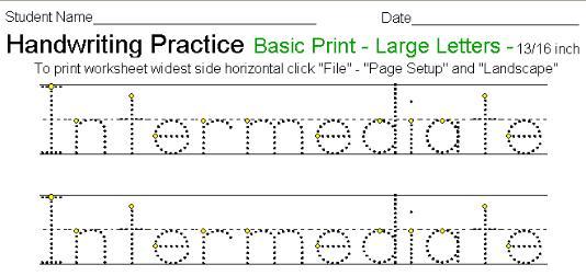 Printable Name Handwriting Worksheets Maker Worksheets For All