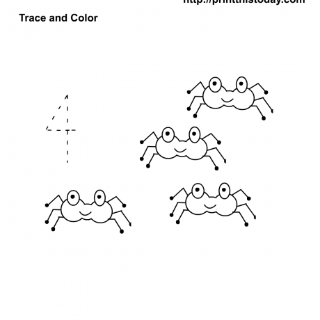 Spider Math Worksheets Free Library Download And Printable