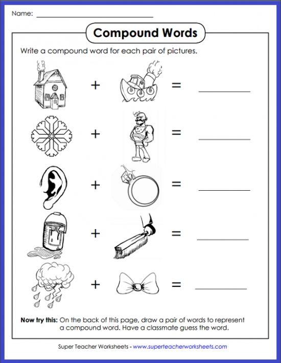 Super Teachers Worksheets 36 Best Language Arts Super Teacher