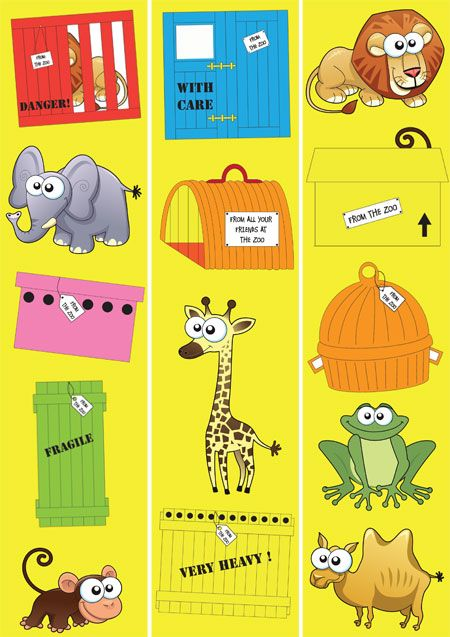 The 25+ Best Dear Zoo Ideas On Free Worksheets Samples