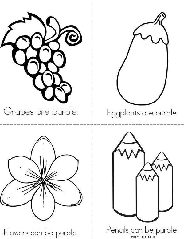 The Color Purple Book