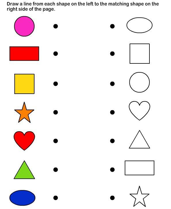 Toddler Math Worksheets