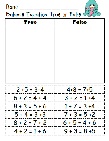 True False For Mathematics This Seems Useful Even For Linking