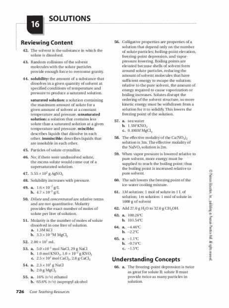 Worksheet Template   Pearson Education Worksheets Answers Math