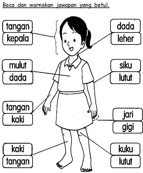 32 Best Bahasa Malaysia Images On Free Worksheets Samples