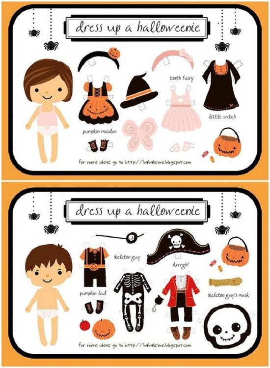 41 Free Printable Paper Dolls