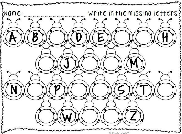 Alphabet Sequencing Worksheet Worksheets For All