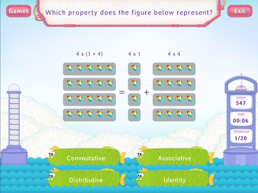 Apply Distributive Property Of Multiplication