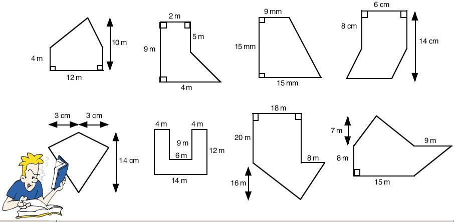 Area Of Shapes Worksheet Pdf Worksheets For All