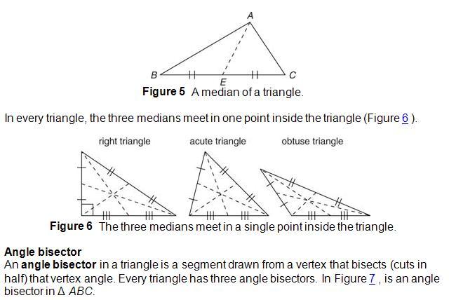 Bisectors Of Triangles Worksheet Worksheets For All
