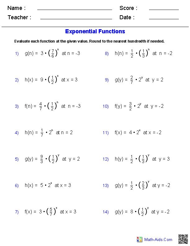 Calculus Math Worksheets The Best Worksheets Image Collection