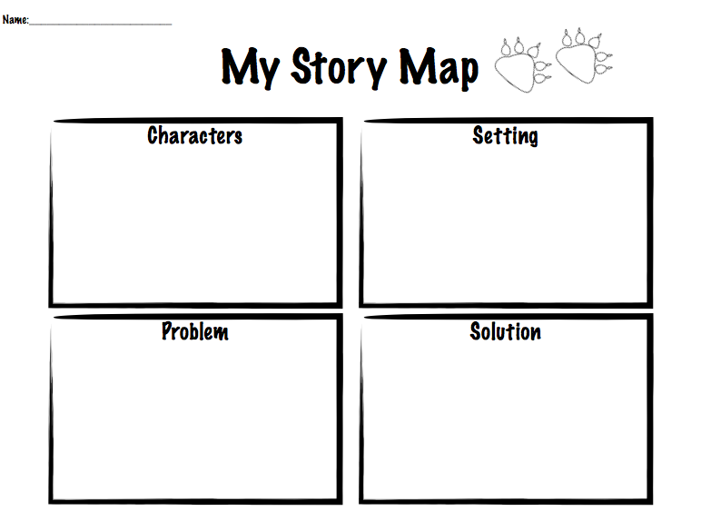 Character And Setting Worksheets For 1st Grade Worksheets For All
