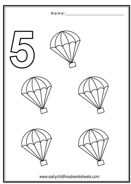Coloring Numbers