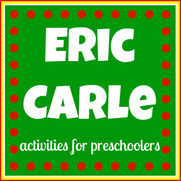 Eric Carle Activities For Preschoolers