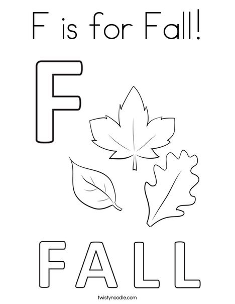 Fall Worksheet Preschool Worksheets For All
