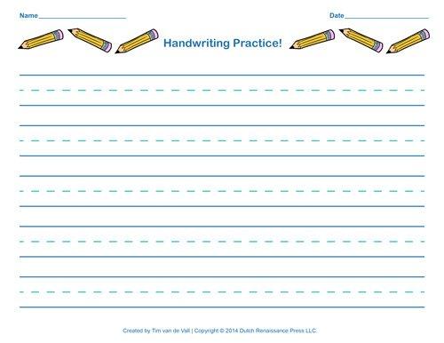 Free Printable Name Handwriting Worksheets Worksheets For All
