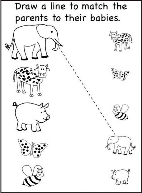 Free Printable Preschool Worksheets Pdf