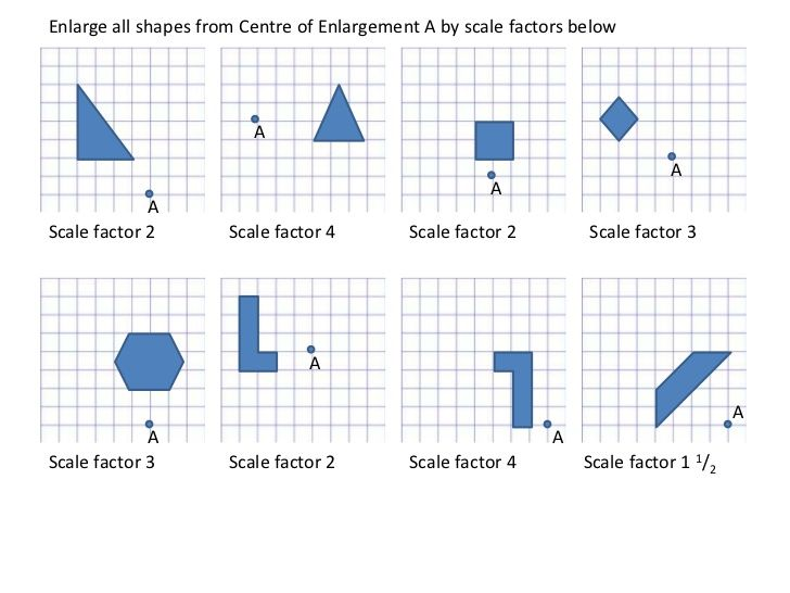Image Result For Scale Factor Worksheet