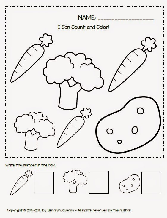 Imagini Pentru Autumn Fruits And Vegetables Worksheet