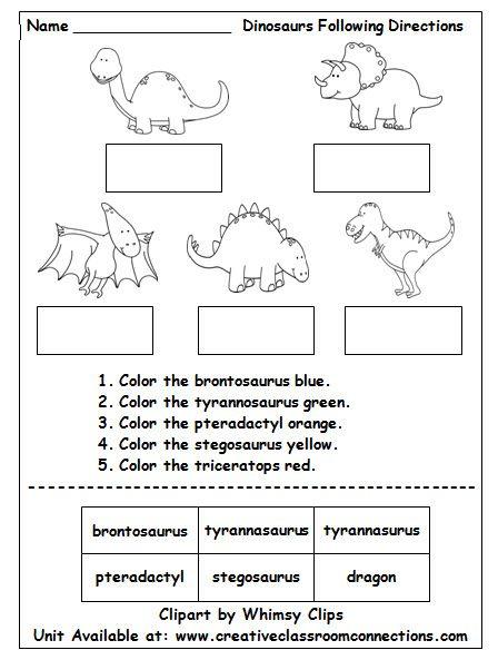 Label That Dino  Dinosaur Labeling Activity! $