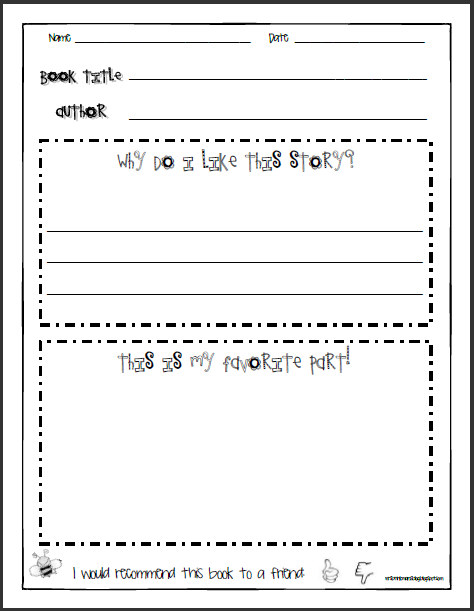 Listening Center Worksheets For First Grade