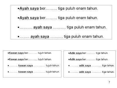 Mummy's Diary  First Bahasa Melayu Lesson