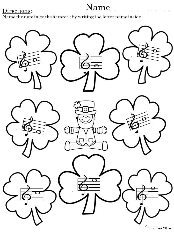 Music Worksheets For Grade 1 Wonderful Image Collections