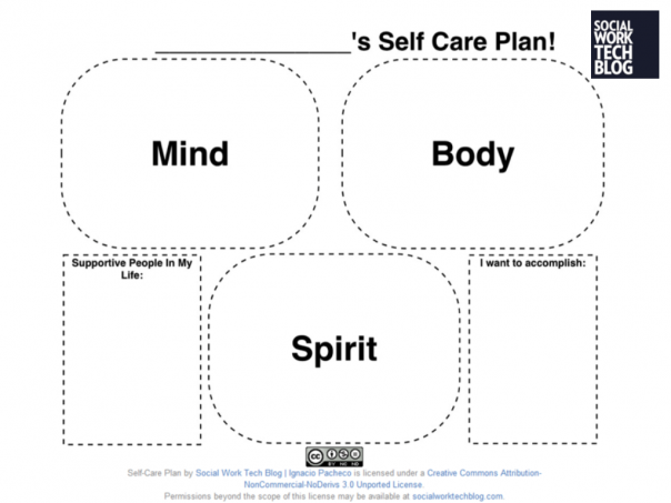 Oh…the Importance Of Self Care